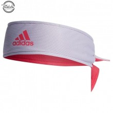 BANDA ADIDAS AERO READY REVERSIBLE POWER ROSA GRIS
