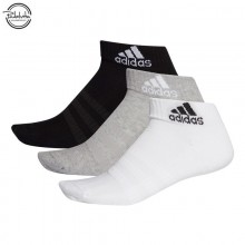 CALCETINES ADIDAS CUSH ANK COLORES 3 PARES