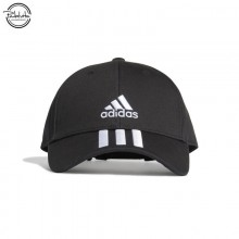 GORRA ADIDAS BASEBALL 3 STRIPES NEGRO