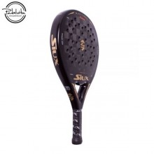 PALA DE PADEL SIUX BLACK CARBON LUXURY