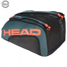 PALETERO DE PADEL HEAD TOUR TEAM MONSTERCOMBI NEGRO NARANJA
