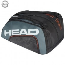 PALETERO DE PADEL HEAD TOUR TEAM MONSTERCOMBI NEGRO GRIS