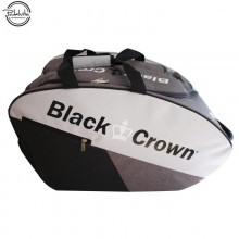 PALETERO DE PADEL BLACK CROWN CALM GRIS