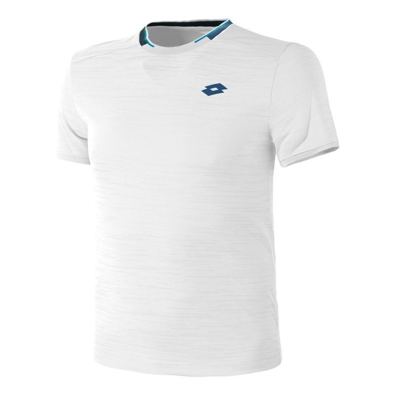 Camiseta Lotto Top Ten II Blanco Brillante