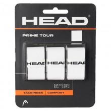 Overgrips Head Prime Tour Blanco 3 Unidades
