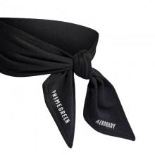 Bandana Adidas Aero Ready Negro Logo Blanco