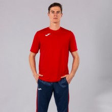 Camiseta Joma Combi Rojo