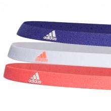 Cintas Adidas 3 Colores Violeta Blanco Rojo Solar