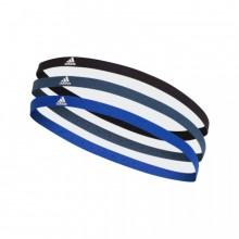Cintas Adidas 3 Colores Negro Marino Azul