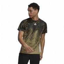 Camiseta Adidas FreeLift PrimeBlue Verde Orbir