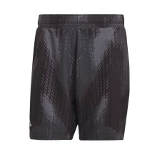 Short Adidas Printed Negro Gris