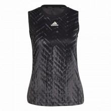 Camiseta Adidas PrimeBlue Match Printed Negro