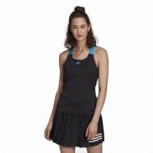 Camiseta Adidas PrimeBlue AeroKnit Negro Aqua
