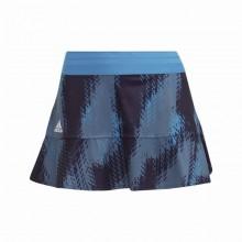 Falda Adidas Match Primeblue Sonic Aqua