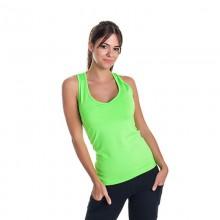 Camiseta Bb Basica Lima Verde Fluor