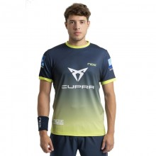 Camiseta Nox Agustin Tapia Sponsors AT10 Team Azul Lima 2021