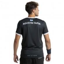 Camiseta Nox Agustin Tapia Sponsors AT10 Team Gris Plomo 2021