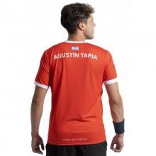 Camiseta Nox Agustin Tapia Sponsors AT10 Team Rojo 2021