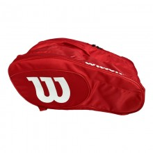 Paletero Wilson Team Rojo