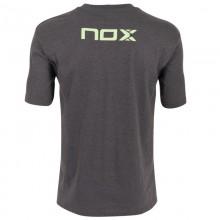 Camiseta Algodon Nox Basic Gris Verde