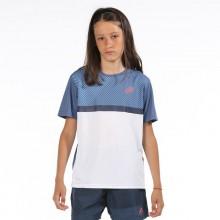 Camiseta Bullpadel Chero Azul Acero Junior