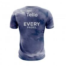 Camiseta Bullpadel Juan Tello Mado Oceano Profundo