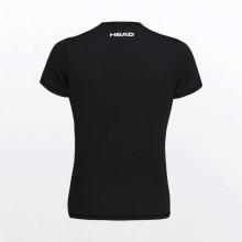 Camiseta Head Button Negro