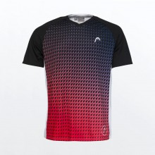 Camiseta Head Game Rojo Printed