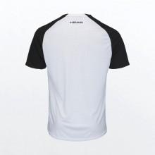 Camiseta Head Game Blanco Printed
