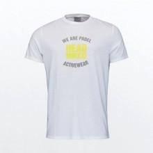 Camiseta Head Skip Blanco