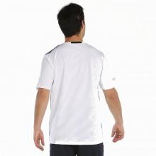 Camiseta Bullpadel Milan Blanco