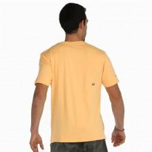 Camiseta Bullpadel Manizal Albaricoque