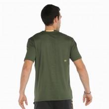 Camiseta Bullpadel Maripi Kaki