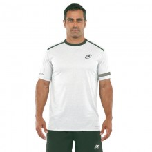 Camiseta Bullpadel Mutata Blanco