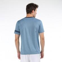 Camiseta Bullpadel Mutata Gris Azulado Vigore