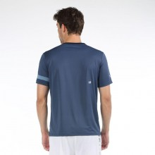 Camiseta Bullpadel Mutata Azul Lavado