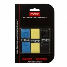 Blister Nox 3 Overgrip Nox Pro Colores
