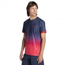 Camiseta Nox Pro Azul Rojo