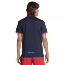 Polo Nox Pro Azul Rojo
