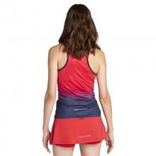 Camiseta Nox Pro Rojo Azul Mujer