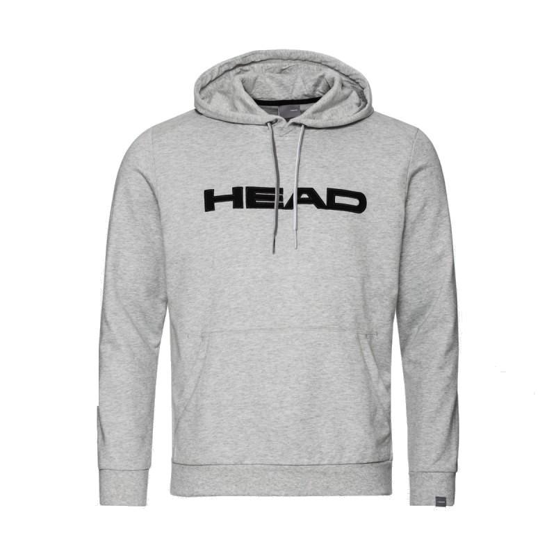 SUDADERA HEAD CLUB BYRON GRIS