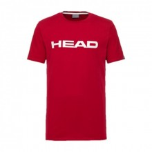 CAMISETA HEAD IVAN ROJO