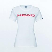 CAMISETA HEAD CLUB LUCY BLANCO