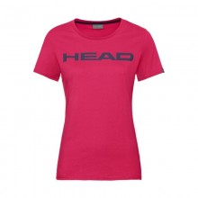 CAMISETA HEAD CLUB LUCY MAGENTA