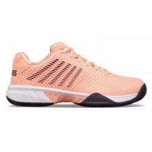 KSWISS HYPERCOURT EXPRESS 2HB MELOCOTON GRIS MUJER