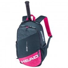 MOCHILA HEAD ELITE ANTRACITA ROSA