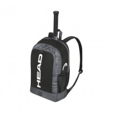 MOCHILA HEAD CORE NEGRO BLANCO