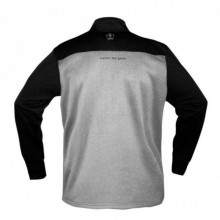 SUDADERA BLACK CROW ALP GRIS