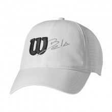 GORRA WILSON BELA ULTRALIGHT BLANCO