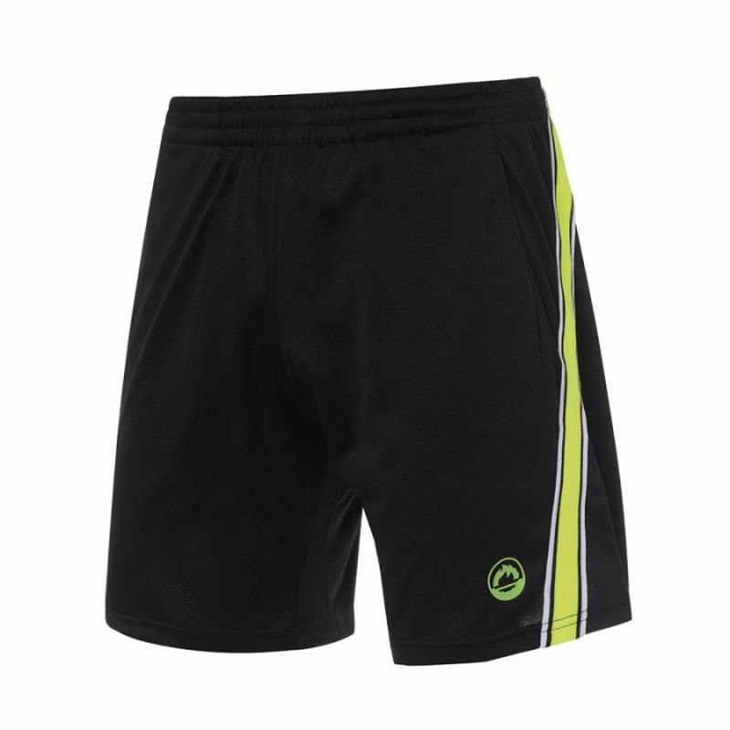 SHORT JHAYBER FLAME BLACK